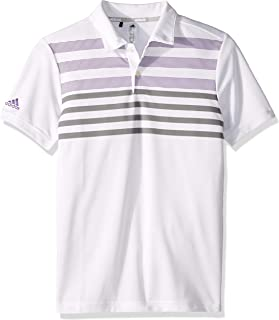 Adidas - Polo de Golf a Rayas
