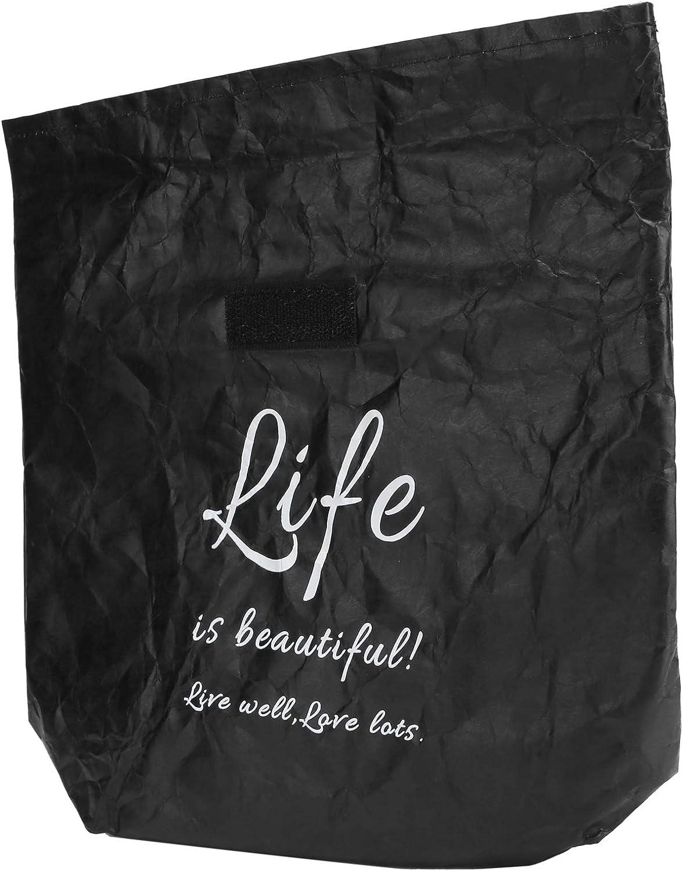 Fybida Kraft Paper Insulation Bag 2021new shipping free Discount mail order Strong Hea Leak-Proof Reusable