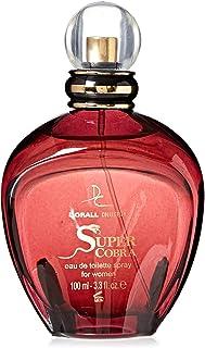 Super Cobra by Dorall Collection for Women Eau de Toilette 100ml
