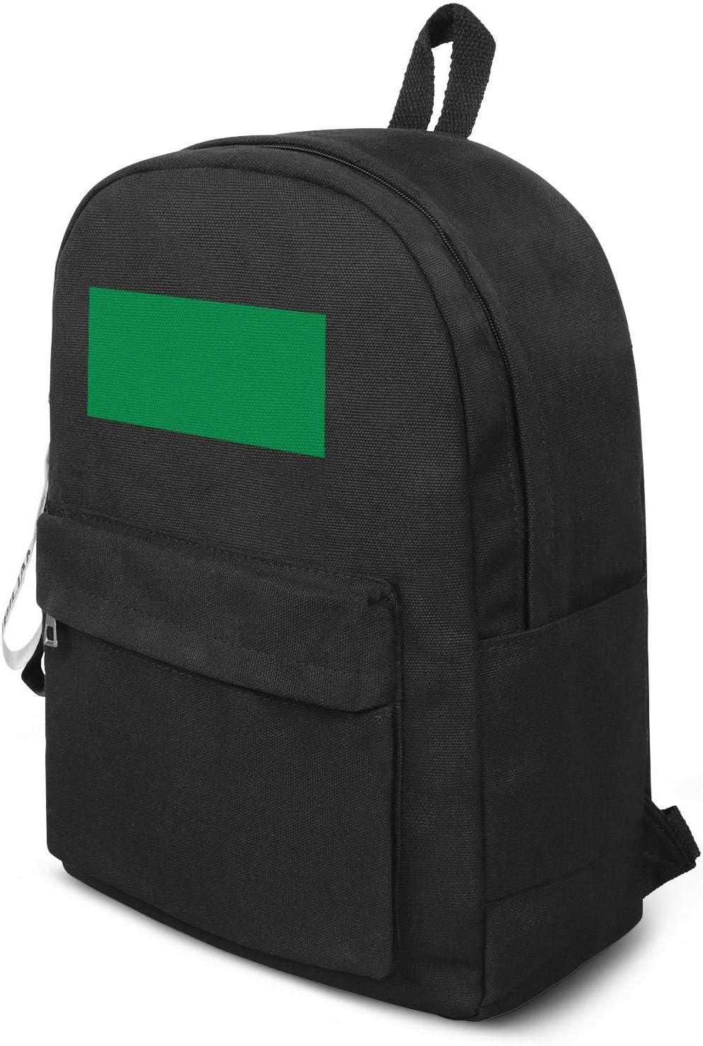 Travel Laptop Backpack Libyan Arab Jamahiriya Flag Emblem College Rucksack for Travel Outdoor Camping Computer Bag