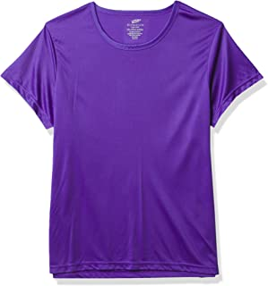 Clementine Women's ULTC-8420L-Cool and Dry Sport Performance Interlock Tee