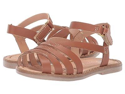 Kid Express Blair (Toddler) (Chestnut Combo) Girls Shoes