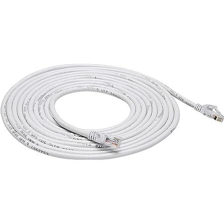 SoDo Tek TM RJ45 Cat5e Ethernet Patch Cable for HP Pavilion All-in-One MS227 Desktop PC Blue 25 ft