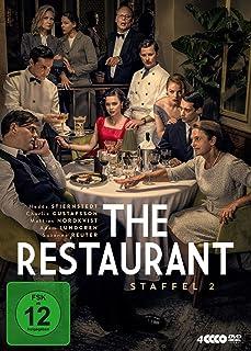 The Restaurant - Staffel 2 4 DVDs