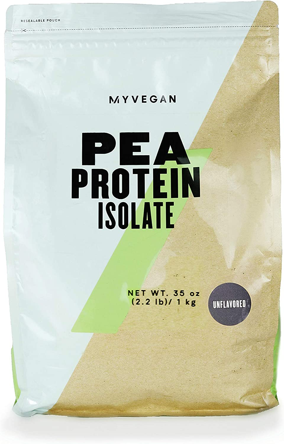 Myprotein® Quantity limited MYVEGAN Pea Protein Discount mail order Powder 2. Isolate Unflavored