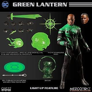 Mezco One: 12 Collective: DC Green Lantern John Stewart Action Figure