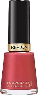 Revlon Nail Enamel, Teak Rose, 0.5 ounce