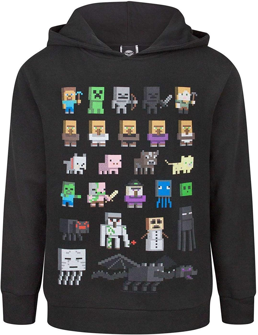Minecraft Tulsa Mall Free Shipping New Official Sprites Hoodie Boy's