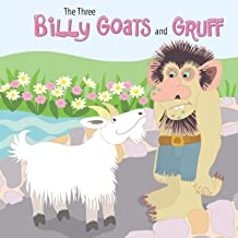 Three Billy Goats and Gruff (Little Birdie Readers)