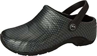 Women's Zone Anywear Injected Clog Slip Resistant Rubber Ousole Nursing Shoes