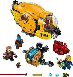 LEGO Marvel Super Heroes Ayesha's Revenge 76080