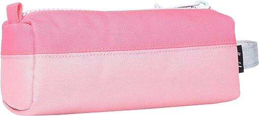 Peony/Neon Pink/Ballad Blue Pastel Crosshatch