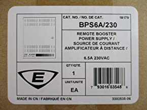 Edwards BPS6A/230-6.5 AMP Booster Power Supply - 220V