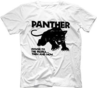 Tribute to The Black Panther Party T-Shirt Cotton