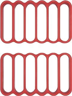 OXO Good Grips Silicone Roasting Racks, 2-Pack