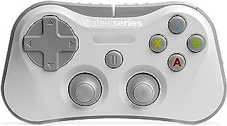 SteelSeries Stratus iOS用 Bluetooth ゲーミングコントローラー ホワイト 69017 [並行輸入品]