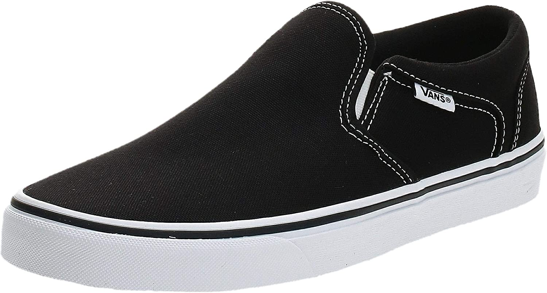 Vans Men's Asher (Canvas) Skate Shoe