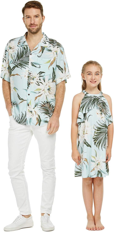 Matching Father Daughter Hawaiian cheap Luau Cruise Dress Our shop most popular Shirt Outfit