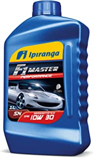 Óleo de Motor 10w30 Sn F1 Master Ipiranga Ipi010