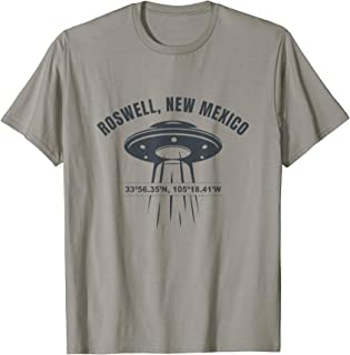 Roswell UFO Shirt   New Mexico Space Alien T-Shirt