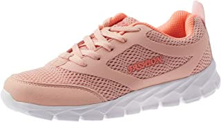 SelfieGo Womens Casual Mesh Walking Shoes - Fashion Athletic Sport Running Sneaker Comfortable Breathable Lightweight