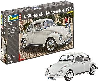 Revell Volkswagen Maqueta VW Beetle Limousine 1968, Kit