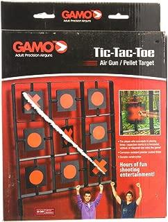 Gamo 62112211554 Tic-Tac-Toe Air Gun Spinner Target