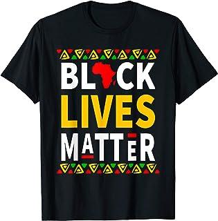Black Lives Matter Equality Pride Black power T-Shirt