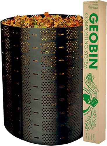 Compost Bin by GEOBIN - 216 Gallon, Expandable, Easy Assembly