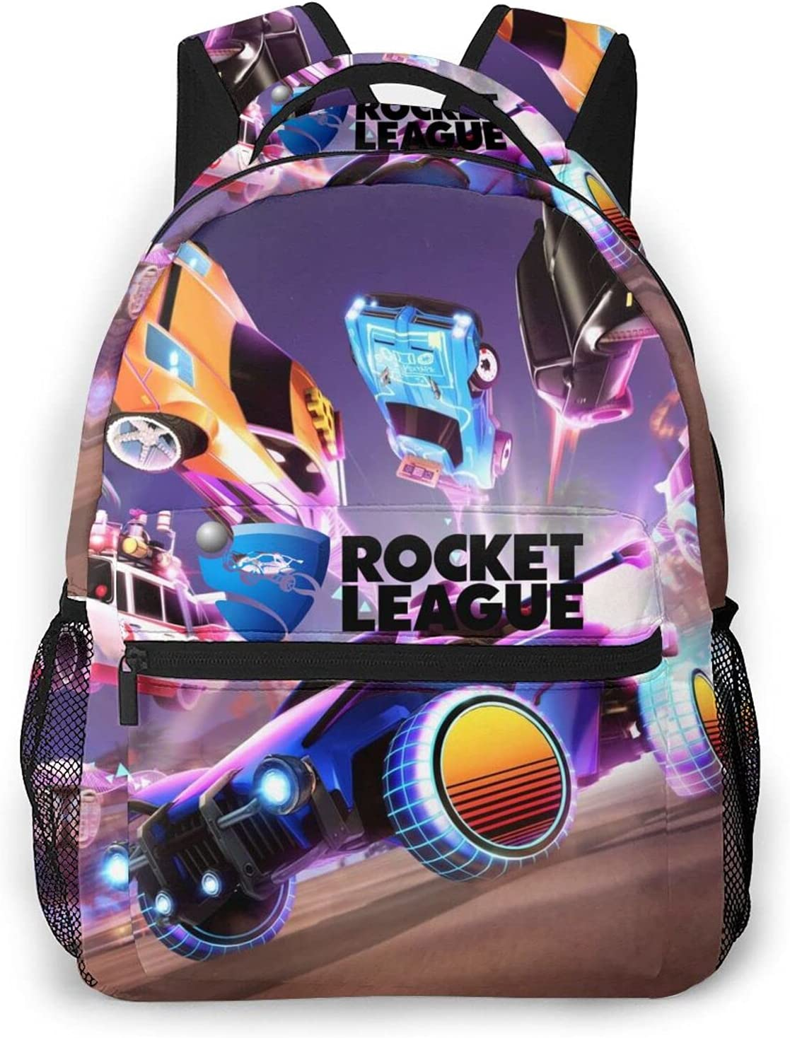 Ro-Cket Lea-GUE Max 77% OFF Backpack for Boys Lightweight Ranking TOP10 Durable Girls Scho