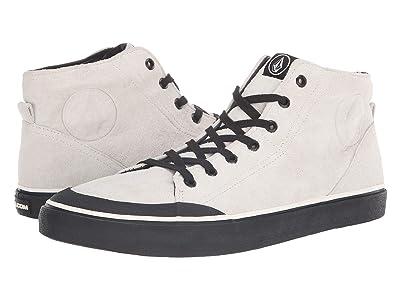 Volcom Hi Fi Lx Shoes (Vintage White) Men