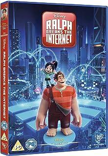 Ralph Breaks The Internet   DVD   Arabic & English