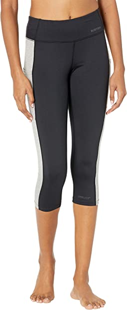 Midweight X Base Layer 3/4 Boot Pants