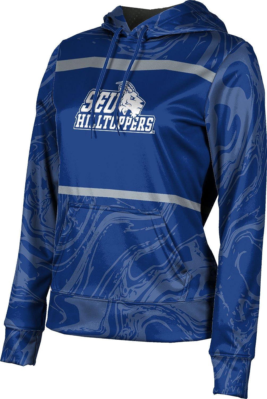 St. Edward's University Girls' Pullover Hoodie, School Spirit Sweatshirt (Ripple)
