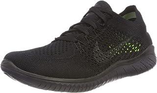 Nike Womens Free RN Flyknit 2018 Running Athletic