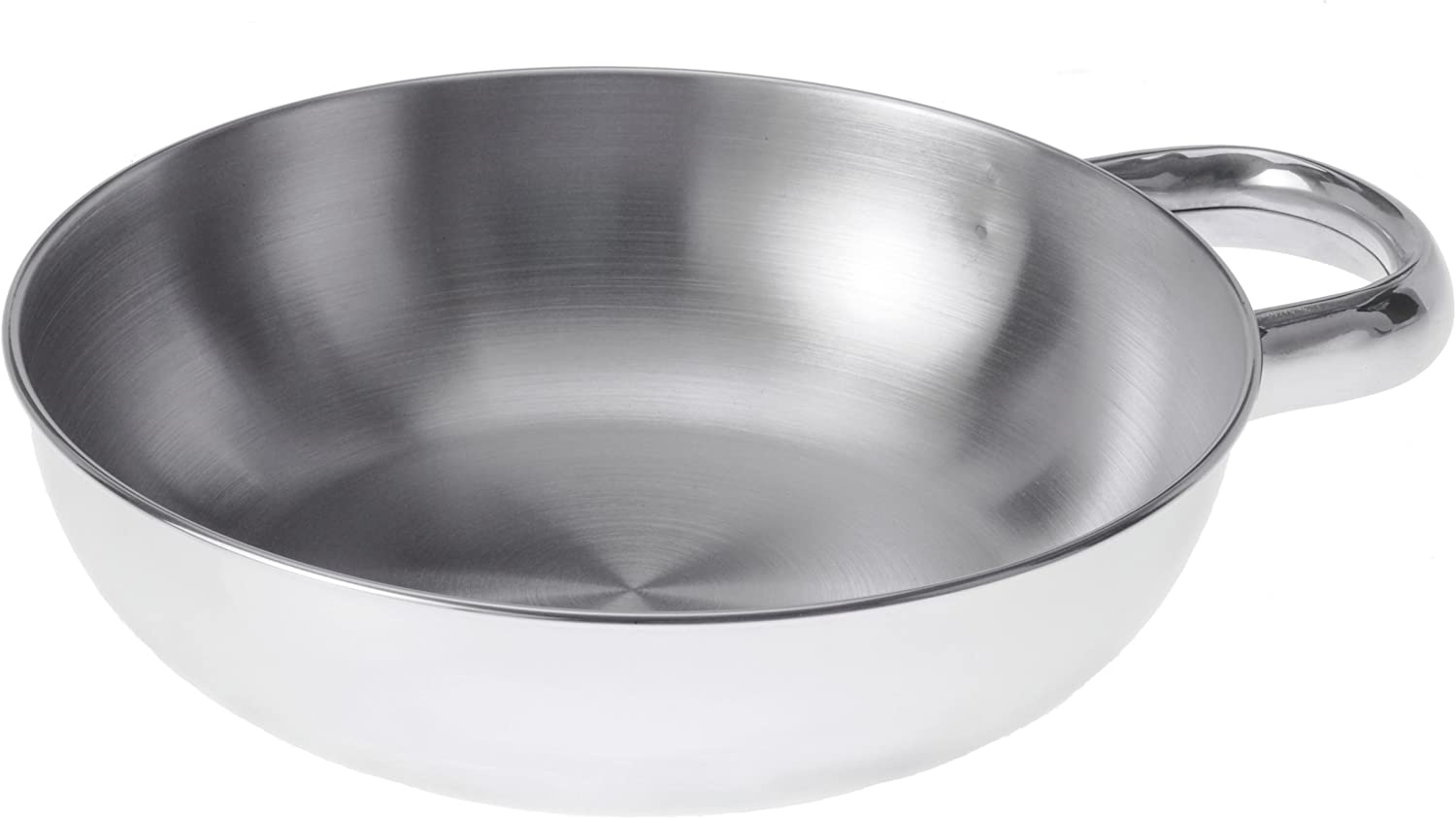 Tulsa Mall GSI Outdoors Glacier Max 46% OFF Stainless Bowl Handle for Camping with Bru