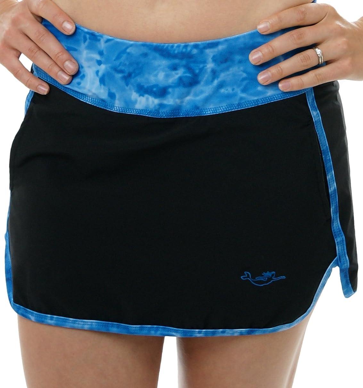 Aqua Design Skort for Women: Athletic UPF Womens Skorts Skirt with Pockets L-3XL