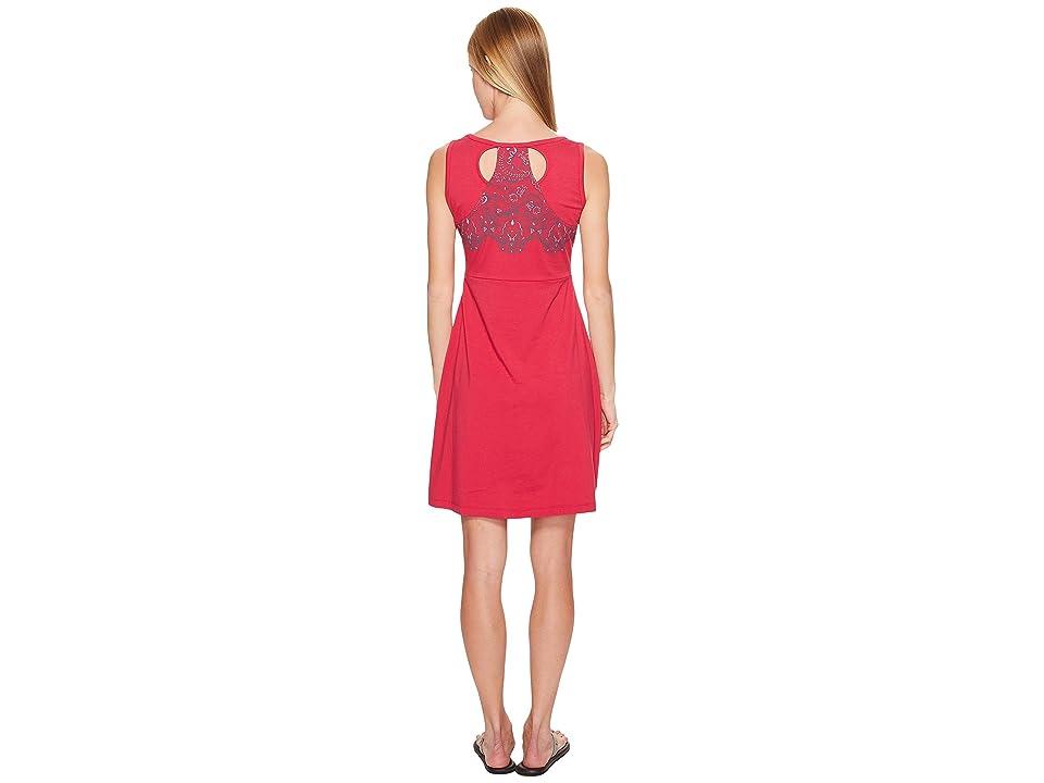 Aventura Clothing Avis Dress (Cerise) Women