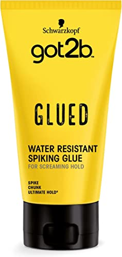 Schwarzkopf Got2b Glued Water Resistant Spiking Glue, 150ml