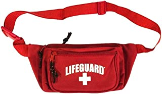LIFEGUARD Officially Licensed Hip Fanny Waist Pack with Adjustable Strap Clip