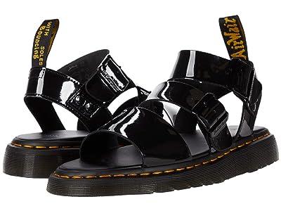 Dr. Martens Gryphon (Black) Shoes
