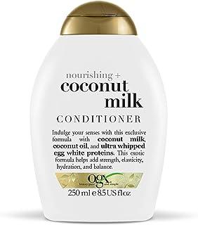 Condicionador Coconut Milk, OGX, 250 ml