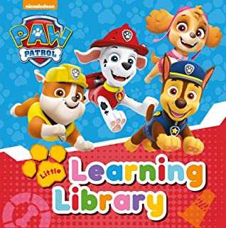 Little Learning Library (Paw Patrol)
