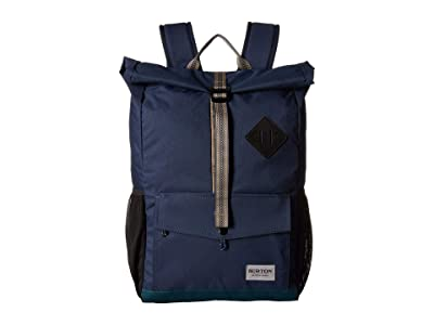 Burton Export Pack (Dress Blue Heather) Backpack Bags