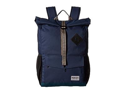 Burton Export Pack (Dress Blue Heather) Backpack Bags
