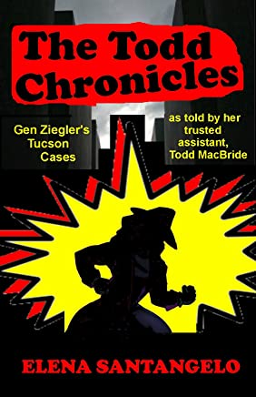 THE TODD CHRONICLES (Twins Mystery Series #2)