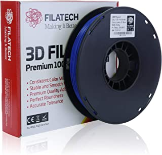 Filatech ABS Filament, Lum. D. Blue, 1.75mm, 0.5KG