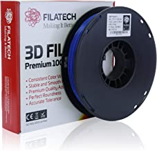 Filatech ABS Filament, Lum. D. Blue, 1.75mm, 0.5KG
