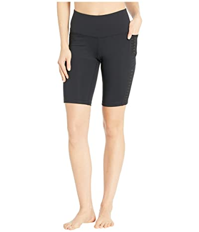 Brooks 9 Greenlight Shorts Tights (Black) Women