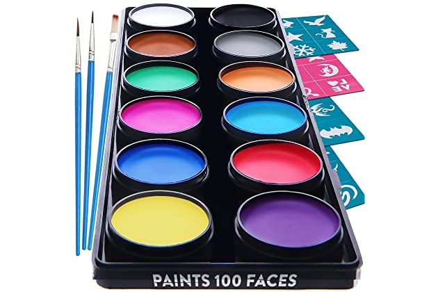 Best Face Paints For Children Amazon Com